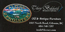 Alpine Custom Upholstery