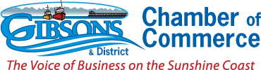 Gibsons & District Chamber of Commerce - the Voice of Business on the Sunshine Coast
