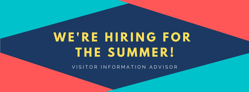 We're Hiring for the Summer!