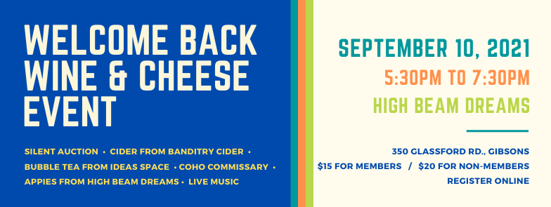 Event: Sept 10th Welcome Back to Networking!